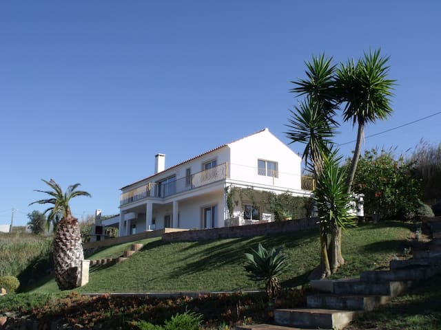 Individual spacious villa for 6 with own pool. - São Martinho do Porto - Villa