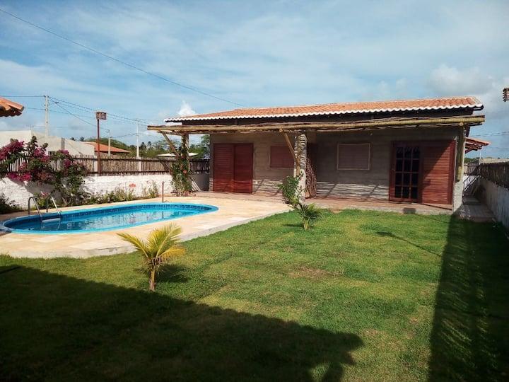 Vila de Taipa casa 01 - São Miguel do Gostoso