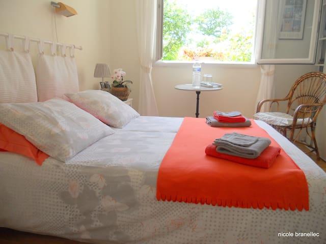 chambre d'hotes de Kernisi, - Logonna-Daoulas