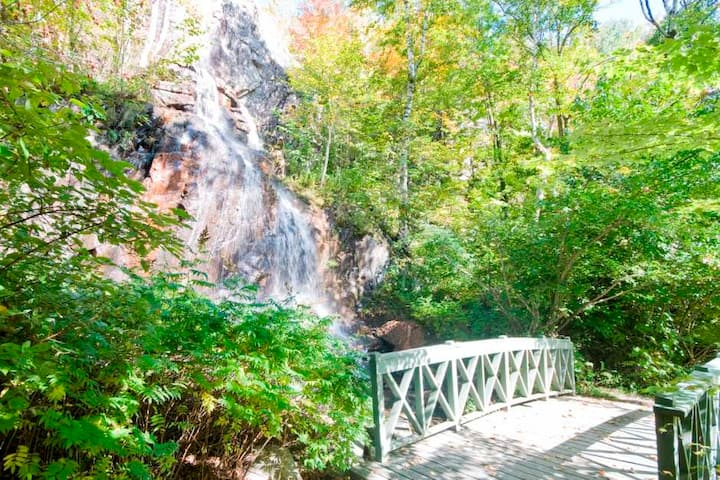 Falling Water Condo - fabulous Plateau on the Hill