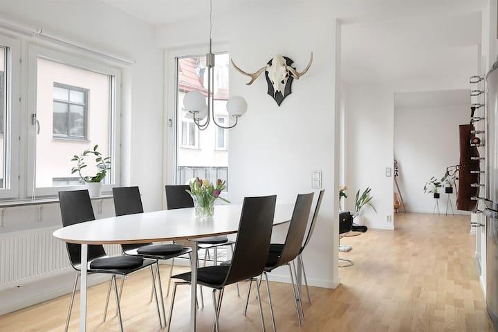 Skandynawskie wnętrze apartament Grudziądz - Grudziądz - Daire