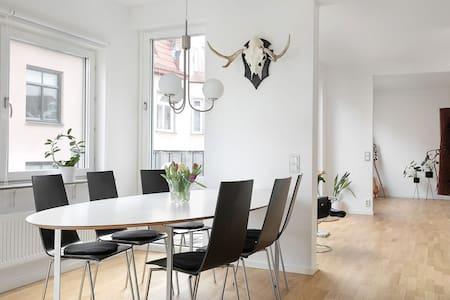 Skandynawskie wnętrze apartament Grudziądz - Grudziądz - Квартира