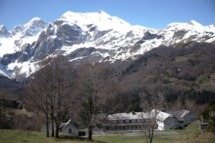 Peyranère : Parc National des Pyrénées