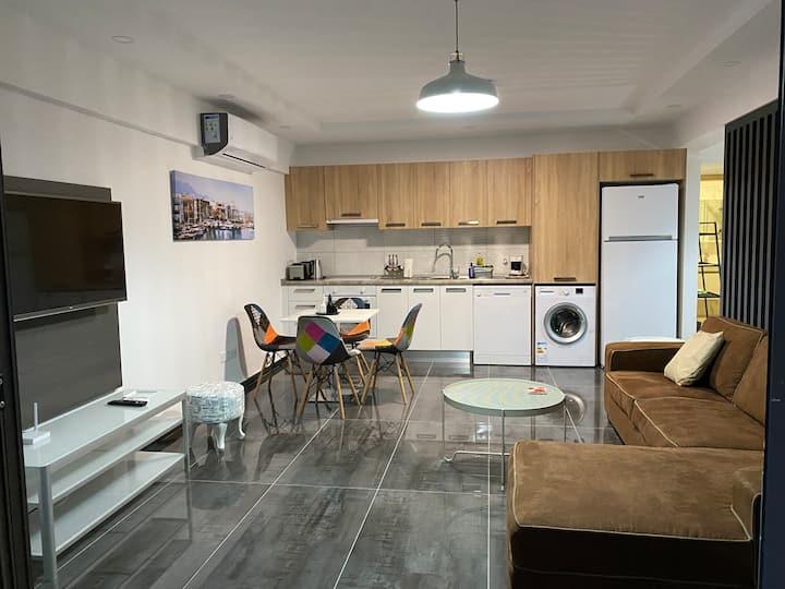 Yasemin Residence Lefkosa Central 1.5 bedroom