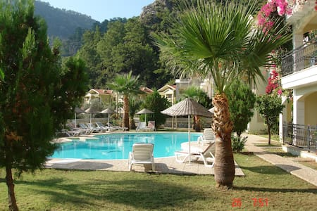 Turunc Luxury 4 bed apt 10 mins walk to the beach - Marmaris - Appartement