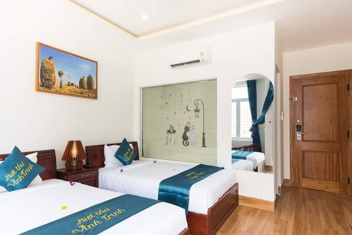 Vinh Trinh Villa Hoi An ( family room)