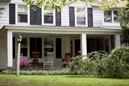 Columbia County/Berkshires old country house - Canaan - Haus