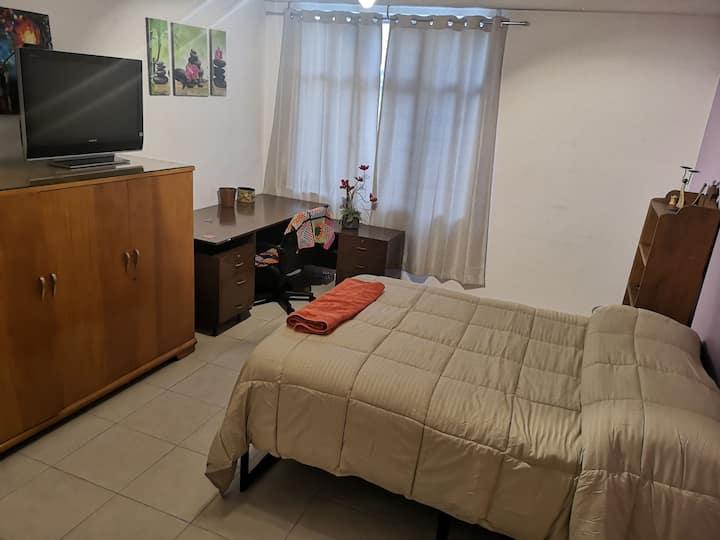 Increíble habitación privada en Condesa