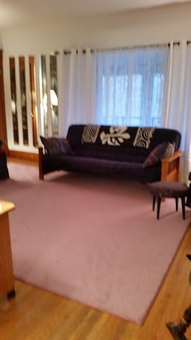 Spacious 3 bedroom upper apt - Buffalo - Huoneisto
