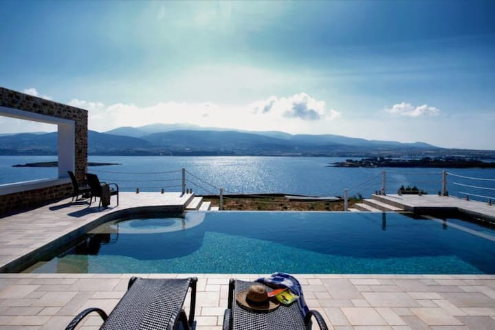 PARADISE VILLA WITH 360° BREATH TAKING VIEW ! ! !