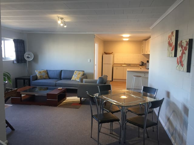 Waimarie Two Bedroom Apartment