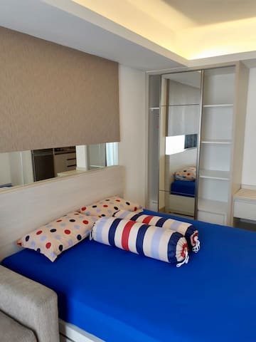 Cozy Strategic Apartment at Cawang, Jakarta