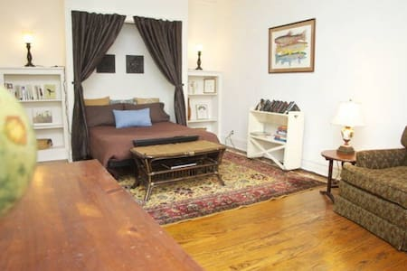 Charming Old Town Studio - Chicago - Apartment