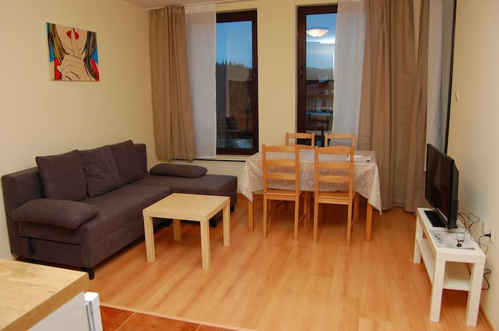 Appartment with mountain view - Pamporovo - Apartemen