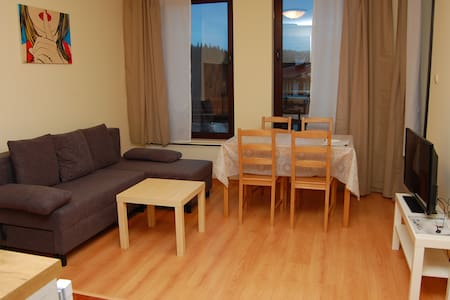 Appartment with mountain view - Pamporovo