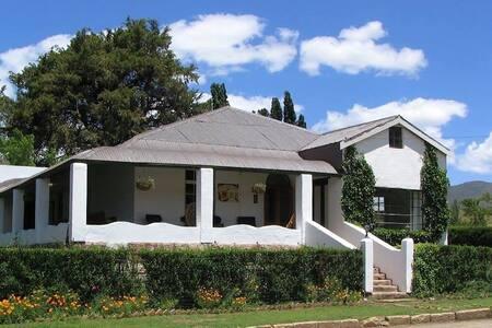 Garden Guest House, Rhodes - near Tiffindell