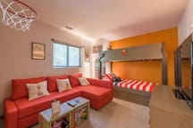 Third Bedroom/Kids room