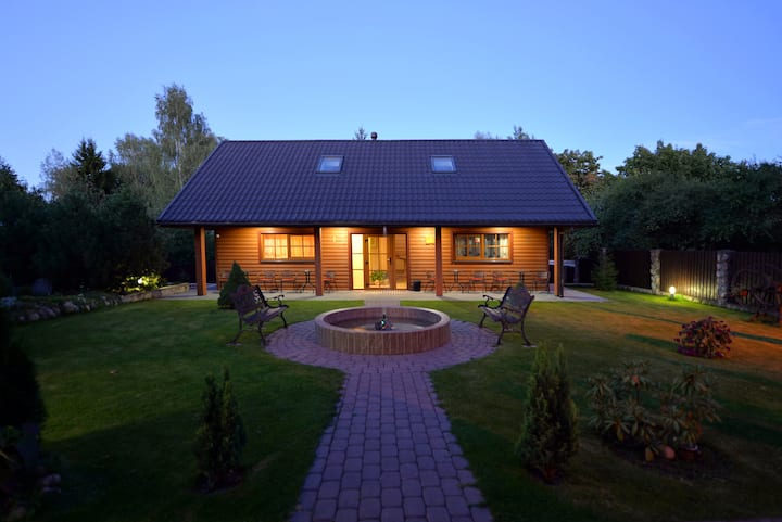 NO NEIGHBORS - Private cottage - 4 rooms