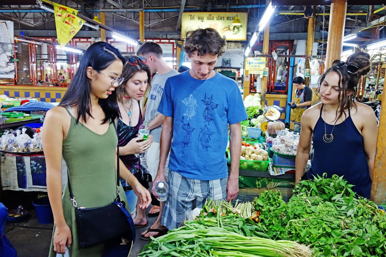 Cours De Cuisine Thailandaise Vegan Et Vegetarienne
