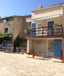 A.Casetta maison de village Centre Corsica