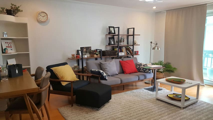 (Open☆)Jamsil best price& location - Songpa-gu - Apartamento