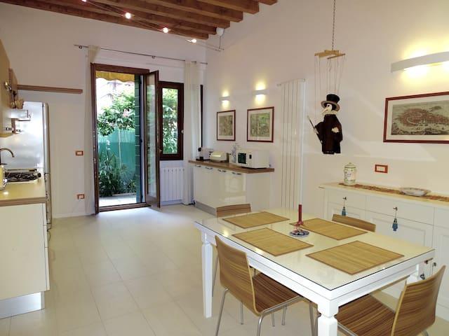Garden House, Sant'Elena Venice