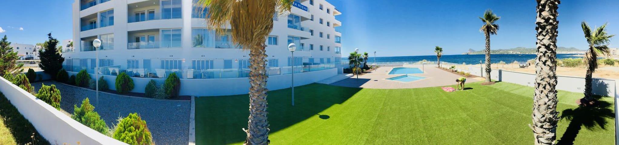 Double room sea view free wiffi