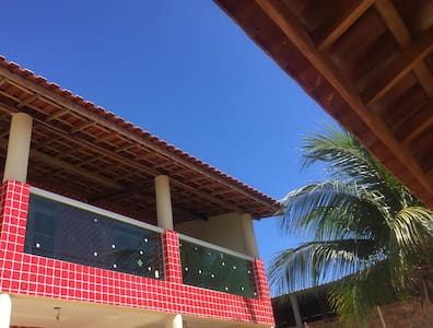 Casa nova para temporada na Praia da Barra