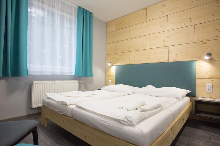 Penzion SQUASH- apartman