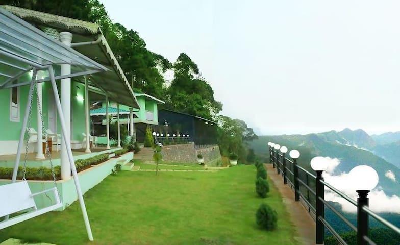 Theeram Agro farm Hill Resort Vagamon