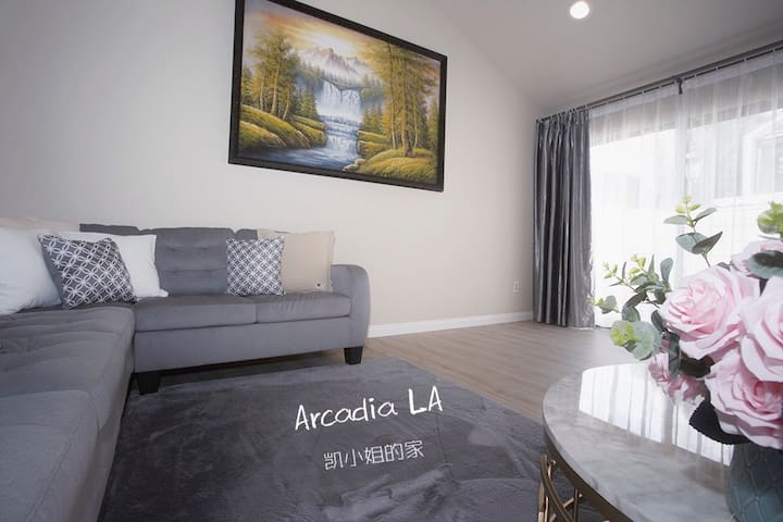 亚凯迪亚Arcadia三房三卫-旅游待产