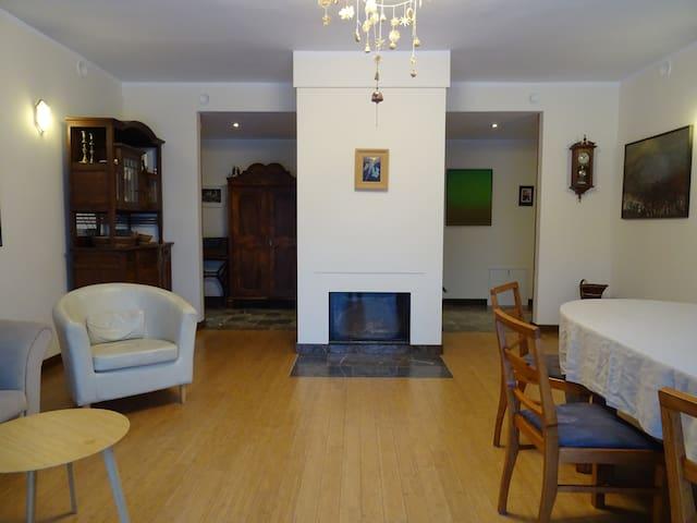 Wyjątkowy pokój gościnny ze śniadaniem Villa Roma