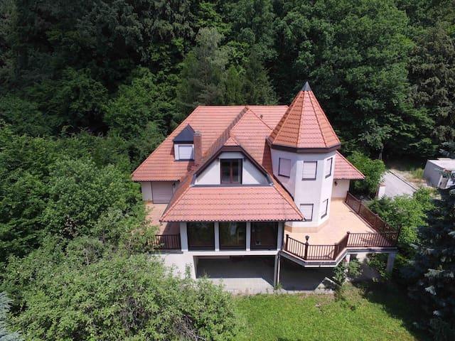 Villa bei Wien 500m2 mit Sauna