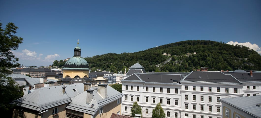 Sweet oldtown flat In the heart of Salzburg