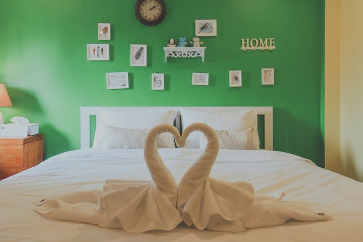 Chill Vibe Hostel : Standard Double Room