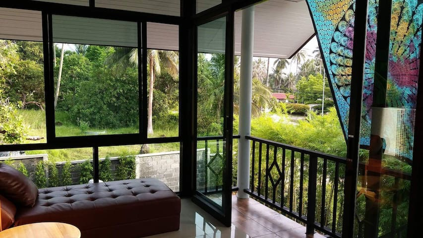 Modern beautiful villa near AGAMA YOGA - Sritanu