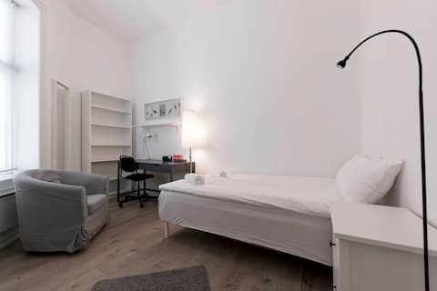 Frigg Rom, Best place to stay in the heart of Oslo