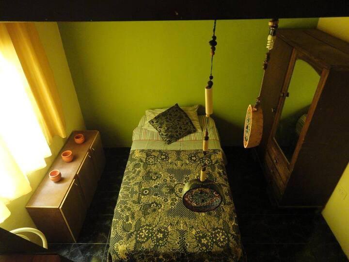 Habitación privada doble en Casita mendocina ;)