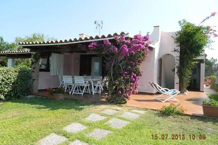 Villa casa vacanza Costa Smeralda 100 m. dal mare - Province of Olbia-Tempio