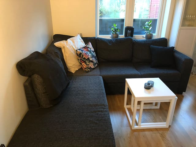 Apartment close to Gothenburg and the nature
