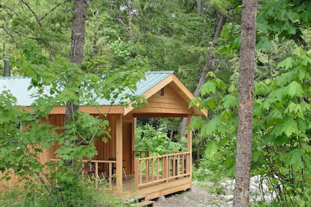 Rivers Edge Cabins - Nahatlatch