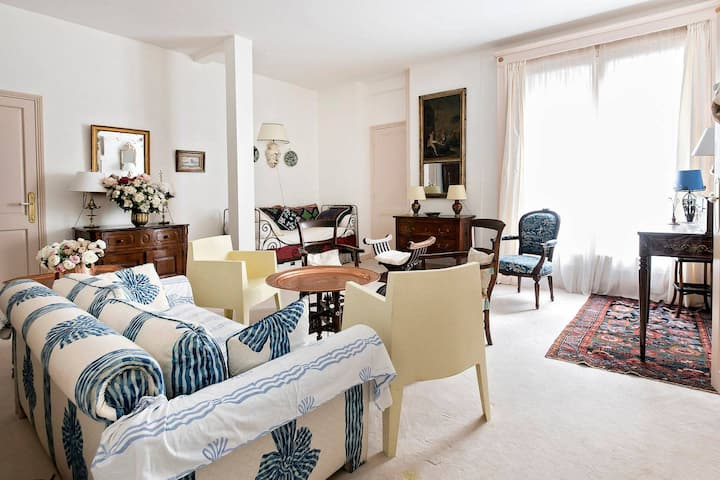 Beautiful and homely apartment - Pont de l'Alma