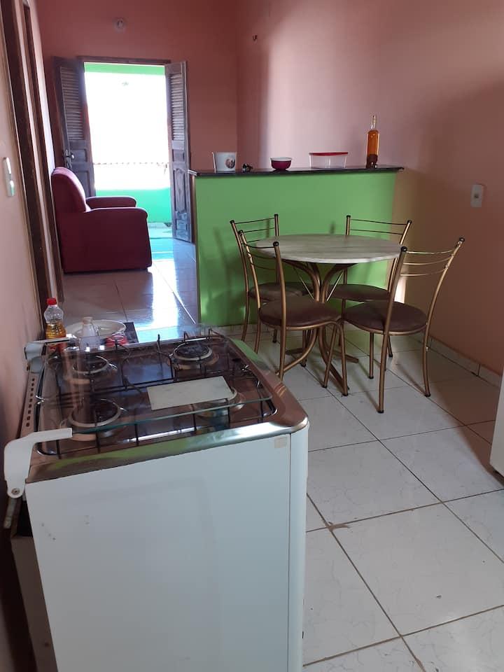 Apartamento Mobiliado em Tutóia MA