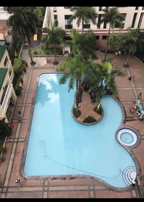 Pool access to all guests