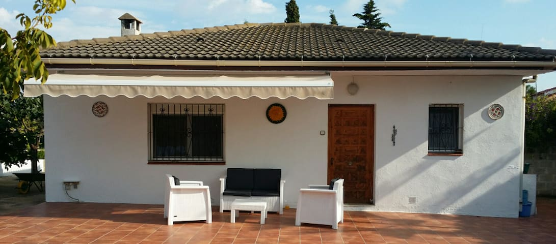 Holiday house near to the beach - El Catllar