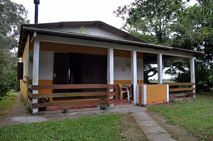 Casa Albero, su hogar en Haras Velate.