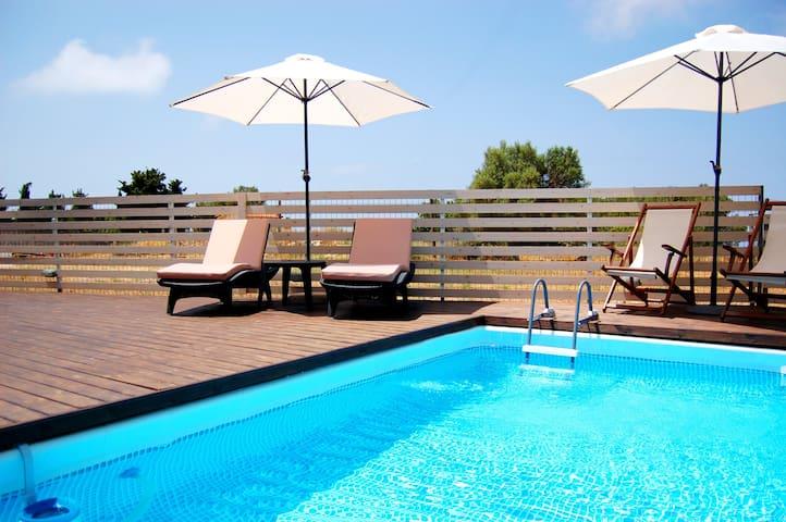 CasaCampanario 2bedroom House with fantastic view