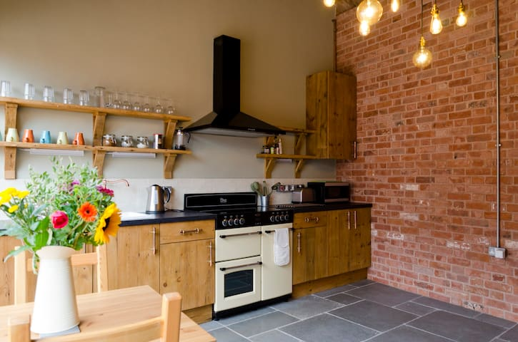 Stunning Stables Conversion in Devon - Crediton  - Hus