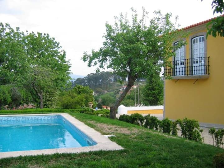 Apartment with one bedroom in Valpedre, with shared pool and balcony