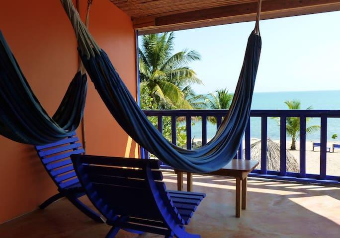 Almond Beach Vacation Rental - AJ Palms